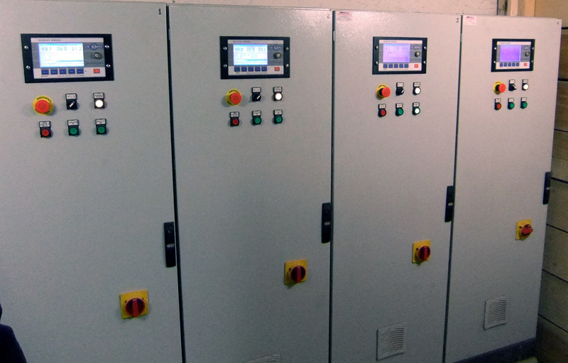 electrical panel de nardi srl